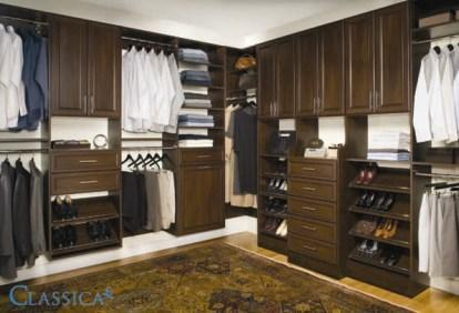 Master Bedroom Closets. Schulte ...