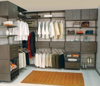 Delightful Schulte Closet In Driftwood Live