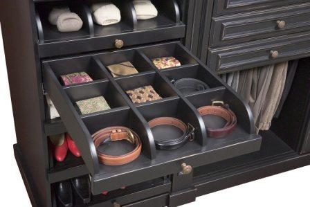 Jay Rambo tie and sock drawer dividers